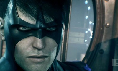 nightwing 1Day trailer. Batman Arkham Knight. the action pixel @theactionpixel