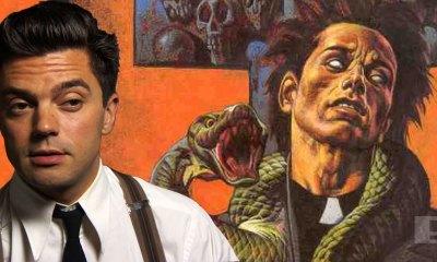 preacher Dominic cooper. Preacher. vertigo. dc comics. AMC. @theactionpixel the action pixel