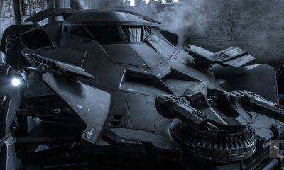 batmobile. suicide squad. the action pixel. @theactionpixel