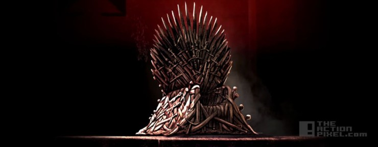 game of thrones ascent. disruptor beam. hbo. the action pixel. @theactionpixel