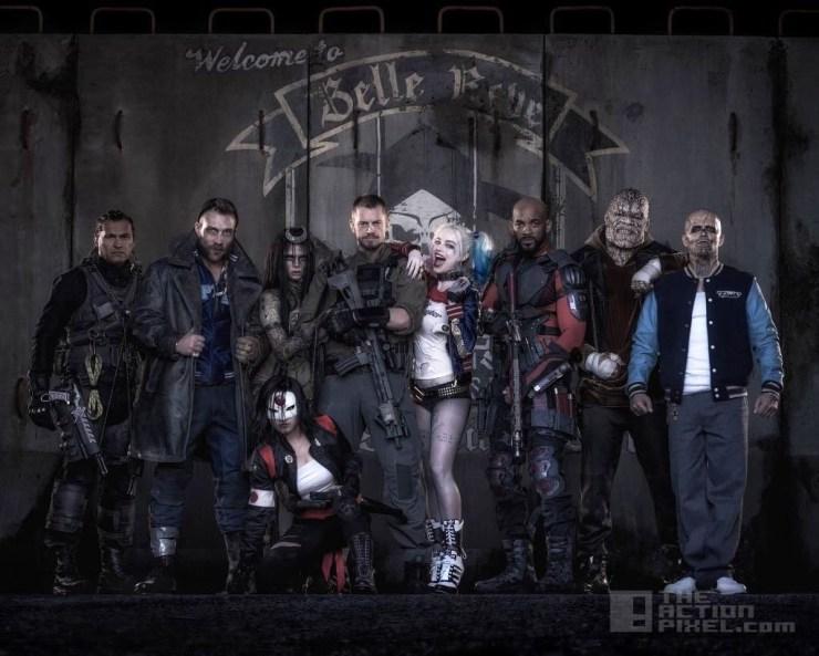 Suicide Squad. deadshot. the action pixel. @theactionpixel suicide squad