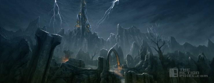 Elder Scrolls Online: Tamriel unlimited. Bethesda Softworks. The ACTION PIXEL. @theactionpixel