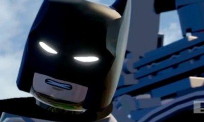 lego batman beyond. the action pixel. @theactionpixel