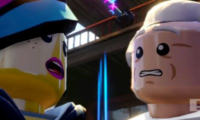 lego dimensions. e3 trailer. the action pixel. @theactionpixel
