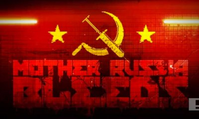mother russia bleeds. The action pixel. @theactionpixel
