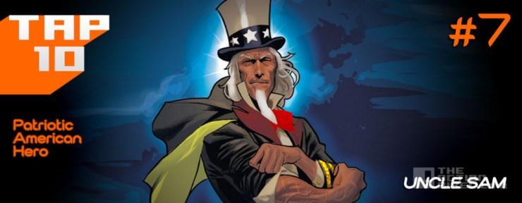 #tap10 top 10 Patriotic american hero. the action pixel. @theactionpixel
