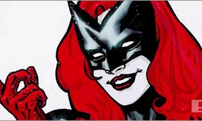batwoman. dc comics. the action pixel. @theactionpixel