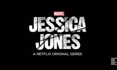 jessica jones logo. the action pixel. marvel. netflix. @theactionpixel.