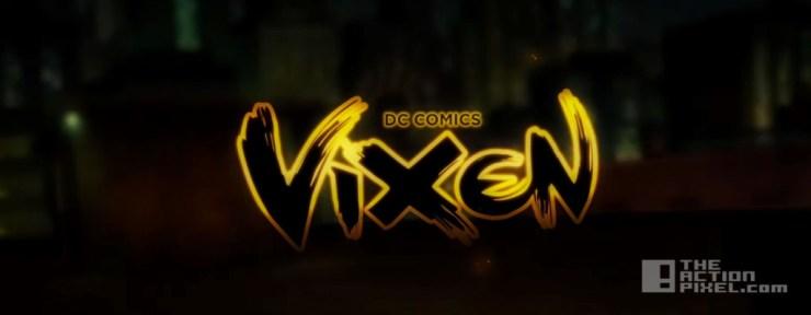 vixen. dc comics. cw seed. the action pixel. @theactionpixel
