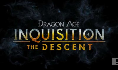 dragon age: inquisition- the descent. the action pixel. @theactionpixel. bioware. ea games.
