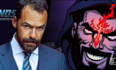 dc's legends of tomorrow. vandal savage. the action pixel. @theactionpixel. the cw.