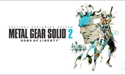 metal gear solid 2 sons of liberty. konami. @theactionpixel. @theactionpixel
