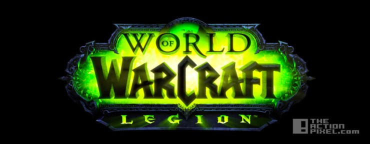 world of warcraft Legion. wow. blizzard. the action pixel. @theactionpixel