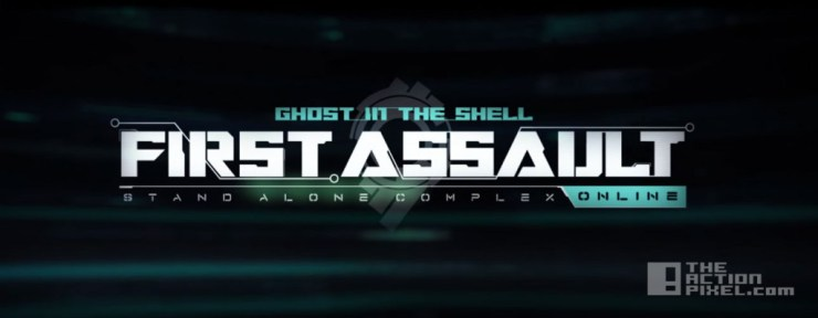 ghost in the shell: first assault. stand alone complex online. the action pixel. @THEACTIONPIXEL