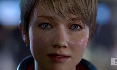 kara. detroit: become human. quantic dream. ps4. the action pixel. @theactionpixel
