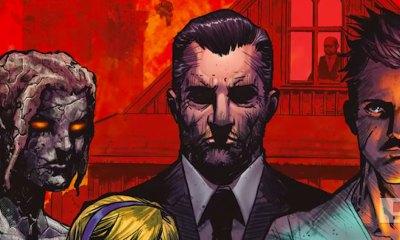 the troop. noel clarke. titan comics. the action pixel. @theactionpixel