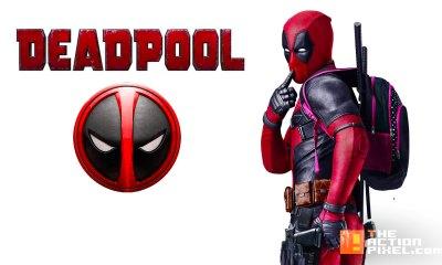 deadpool poster Full international. fox. 20th century fox. marvel. the action pixel. @theactionpixel