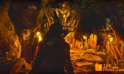 rise of tomb raider. baba yaga. crystal dynamics. xbox. the action pixel. @theactionpixel