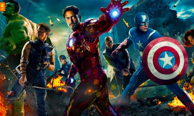 avengers. marvel. the action pixel. @theactionpixel