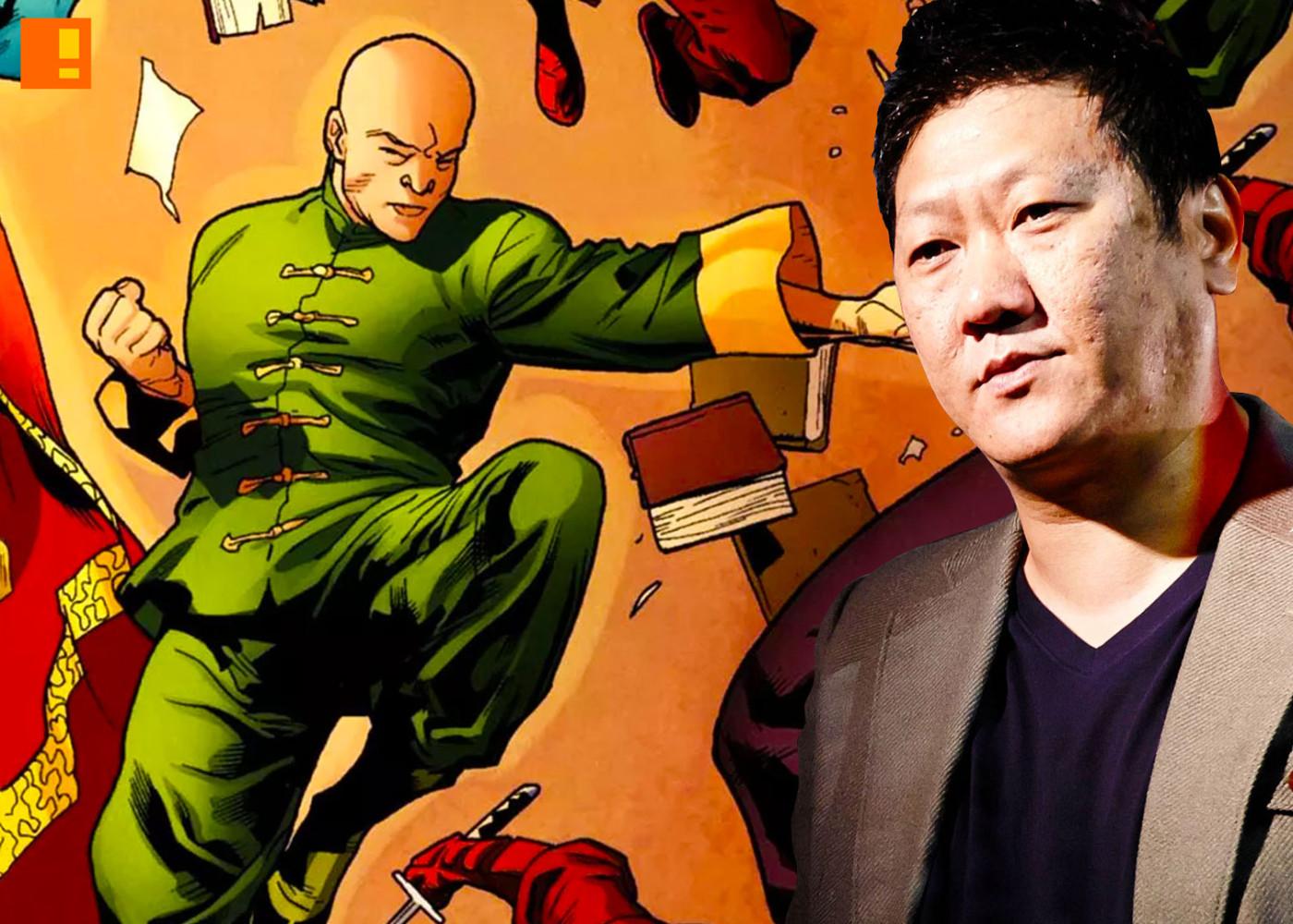 Image result for wong marvel