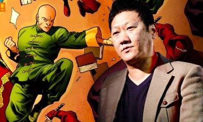 benedict Wong. wong. doctor Strange. marvel. the action pixel. @theactionpixel
