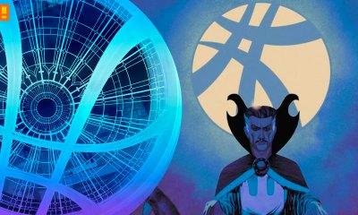 Sanctum Sanctorum. doctor strange. marvel. the action pixel. @theactionpixel