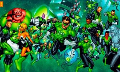 green lantern corps. dc comics. the action pixel. @theactionpixel