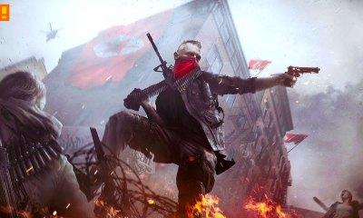 homecoming: the revolution. dambuster studios. deep silver. the action pixel. @theactionpixel