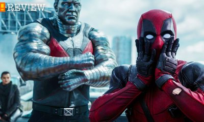 TAP REVIEW. DEADPOOL. 20TH CENTURY FOX. MARVEL. THE ACTION PIXEL. @THEACTIONPIXEL.