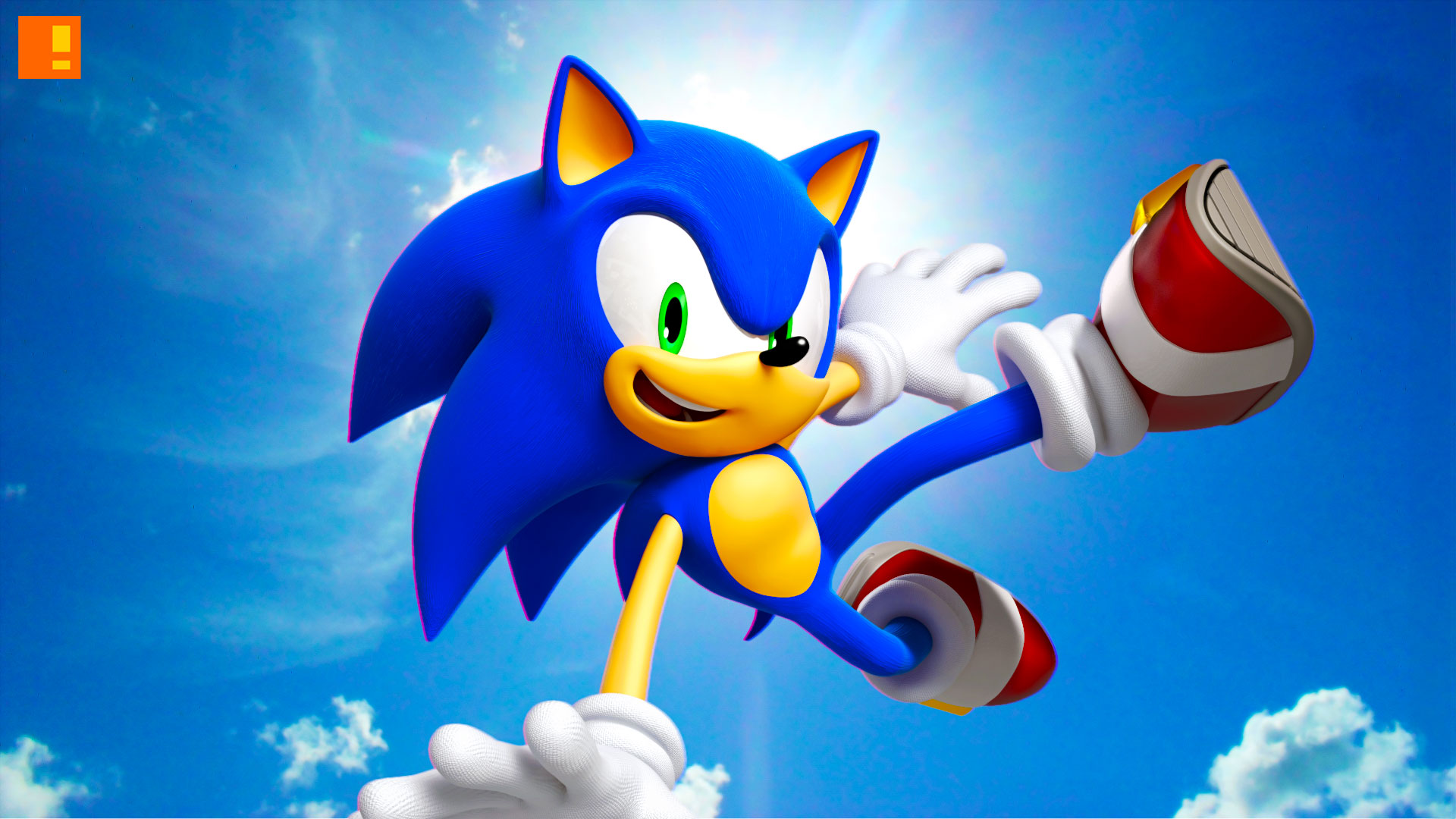 "Movie Poster 2019: ""Sonic The Hedgehog"" Live-action Movie Gets A Motion"