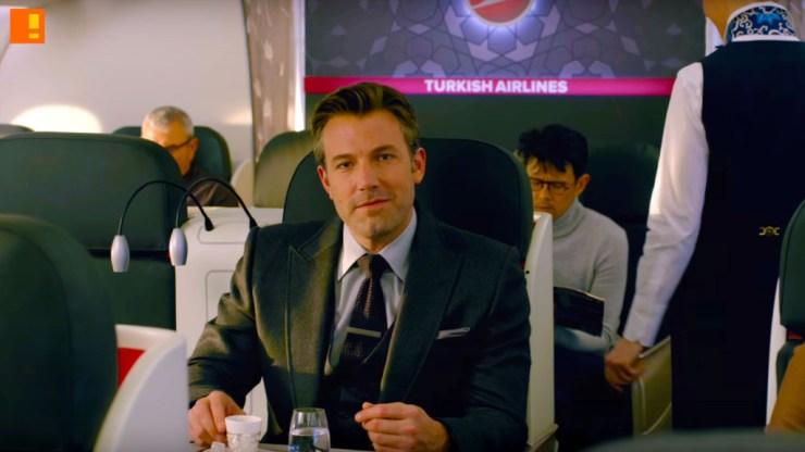 turkish airlines. bruce wayne. the action pixel. @theactionpixel