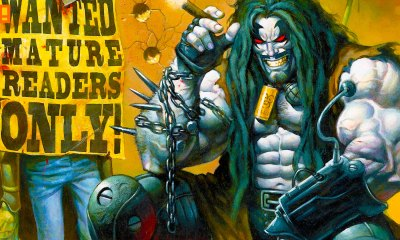 lobo. dc comics. the action pixel. @theactionpixel