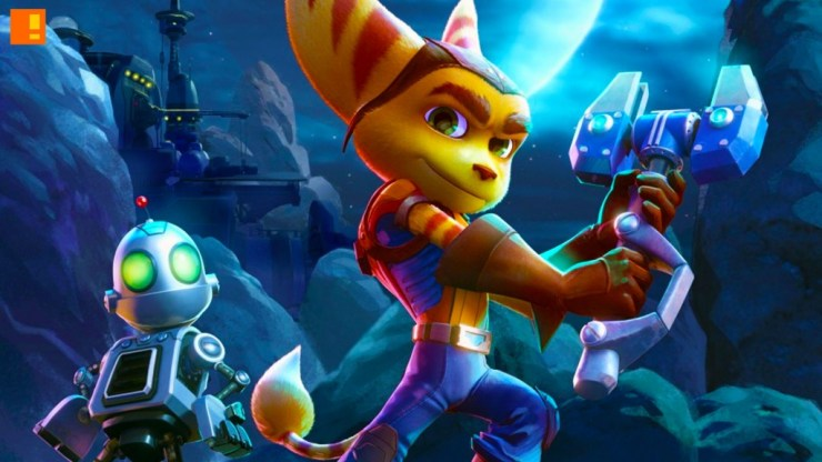 ratchet and clank, insomniac games, ratchet, clank, patch, spoilers, feature, animation, game