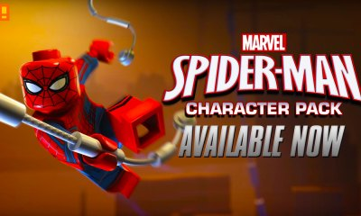 spider-man, character pack, marvel, avengers, lego marvel avengers, lego, trailer, details, entertainment on tap, warner bros. , tt games,