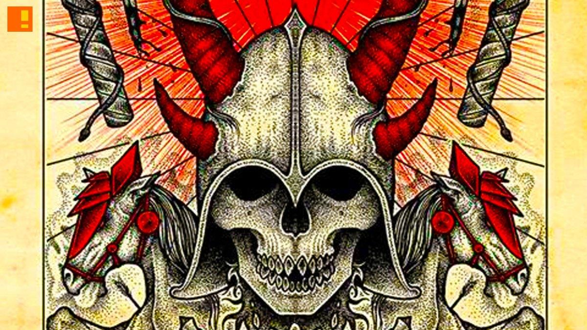 """X-Men Apocalypse"""" release new Four Horsemen / Tarot Card"""