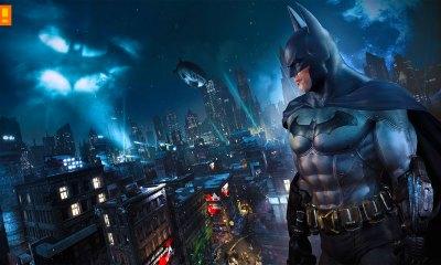 BATMAN, RETURN TO ARKHAM, BATMAN: ARKHAM, DC COMICS, WB GAMES,