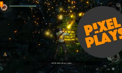 pixe lplays , nioh , alpha demo, wednesdays, let's play, teaser, trailer , the action pixel, team ninja, entertainment on tap,