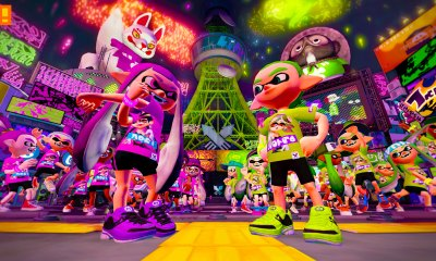 splatoon, marie, callie, marie vs. callie, wii u, nintendo, splatoon, entertainment on tap, @theactionpixel, the action pixel,