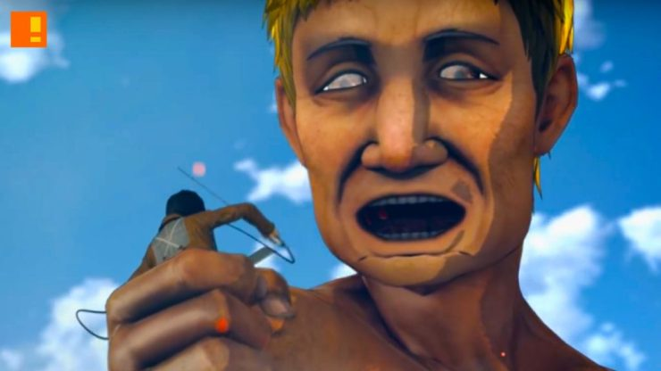 attack on titan, ps4, game, the action pixel, entertainment on tap, @theactionpixel