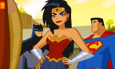 justice league action, justice league, warner bros. , warner bros. tv, dc comics, wb animation, dc entertainment , cartoon network, highlight reel, wonder woman, batman, superman, dc trinity, justice league, sdcc, san diego comic con,