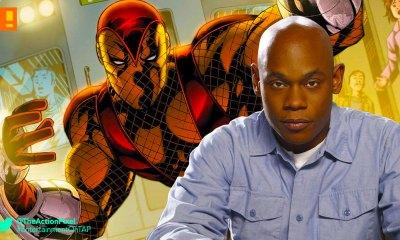 bokeem woodbine, shocker, spider-man, homecoming, spider-man: homecoming, spiderman, comics, marvel, marvel studios, sony, sony pictures,