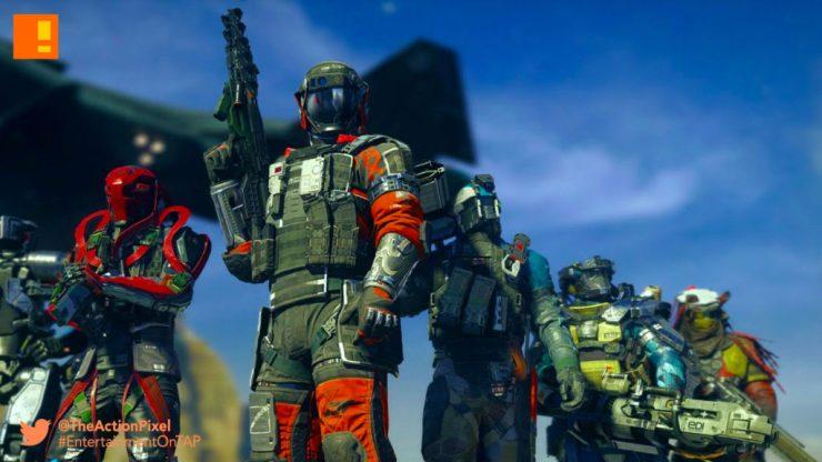call of duty, Infinite warfare, multiplayer, cod, call of duty: infinite warfare, the action pixel, entertainment on tap, infinity ward,