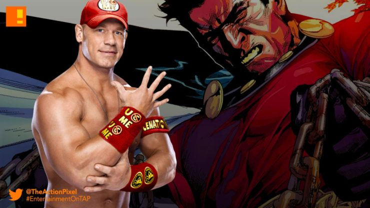 superior, john cena, wwe, mark millar, fox,the action pixel, entertainment on tap