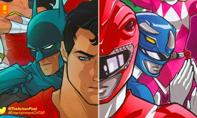 dc, dc comics, boom! studios, boom comics, boom! comics, power rangers, saban, entertainment on tap, the action pixel