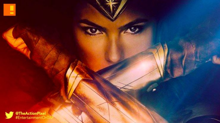 wonder woman, gal gadot, trailer, the action pixel, dc comics, wb pictures, warner bros. entertainment, warner bros pictures, dc entertainment,