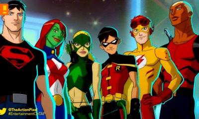 young justice, wb, warner bros. animation , warner bros, season 3, dc comics,dc entertainment ,