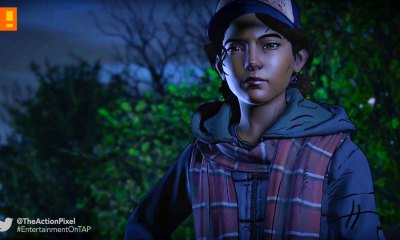 the walking dead, a new frontier, twd, the telltale series, entertainment on tap, the action pixel, release date, premiere , season 3, twd, clementine,javier