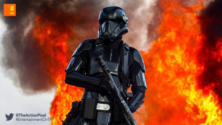 rogue one,Trooper, rogue one, star wars, the action pixel, entertainment on tap, disney, lucasfilm, entertainment on tap