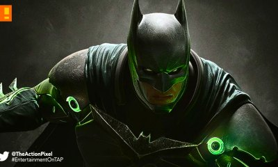 batman,injustice 2, superman ,watchmen, doctor manhattan, ed boon, the action pixel, netherrealm studios, dc, dc comics, entertainment on tap, wb games, injustice, injustice 2, gods among us