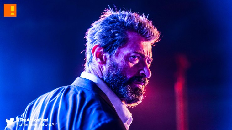 logan, hugh jackman, wolverine, 20th century fox, marvel , marvel comics, entertainment on tap, the action pixel